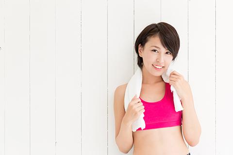 インナーマッスルを整えて、健康でやせやすい体へ!