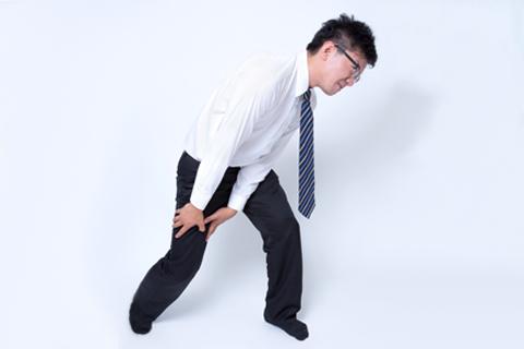 膝が痛い!膝の痛みの原因と簡単ストレッチ