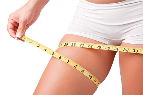 太ももに隙間が欲しい!簡単エクササイズで効果的に筋トレしよう!