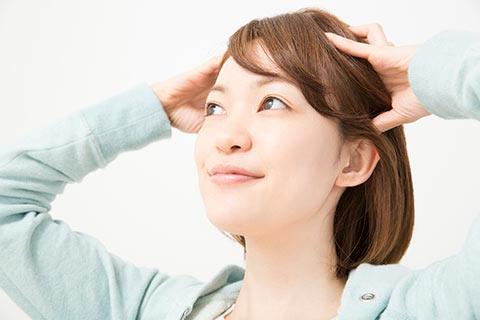 頭の「こり」は顔にも影響するって本当?―頭のこりをほぐして若返り!
