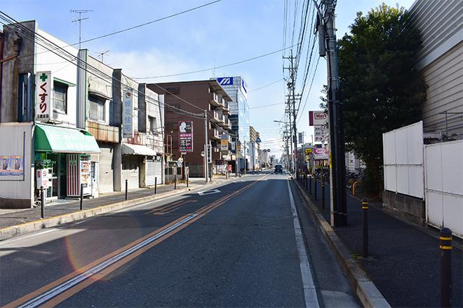黒川駅からのアクセス③