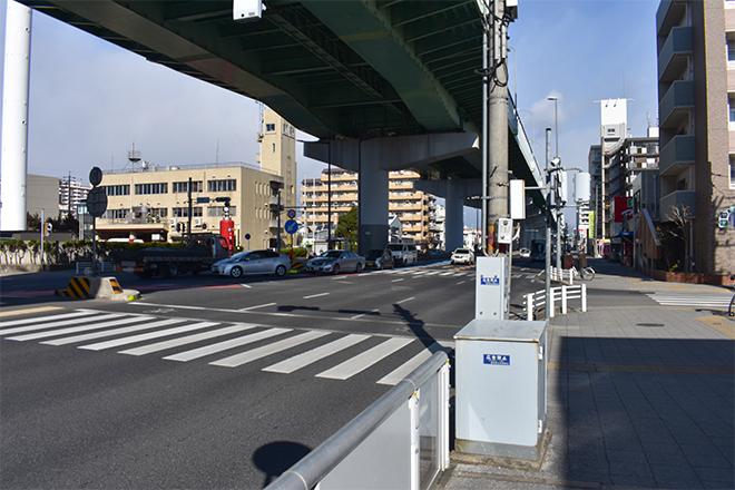 黒川駅からのアクセス②