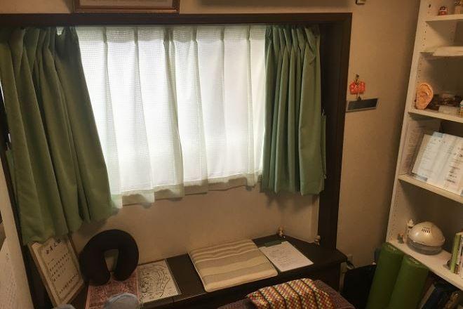 窓もあり開放的な空間です