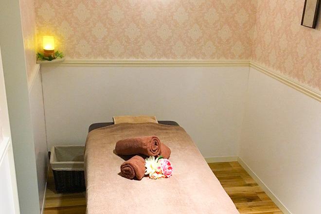 ベッドルームも◎