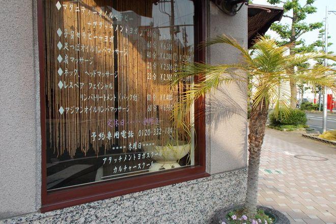 癒しの空間アジアンルーム