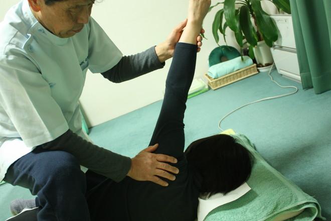 和指圧治療院 高田馬場駅 骨格矯正の写真