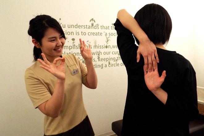 優秀なセラピストが在籍|Re.Ra.Ku モラージュ菖蒲店(リラク)