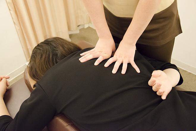 肩甲骨はシッカリと頑固な肩のお疲れをケア!