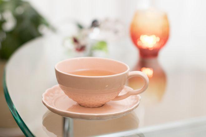施術後には、暖かいお茶をご用意しております♪