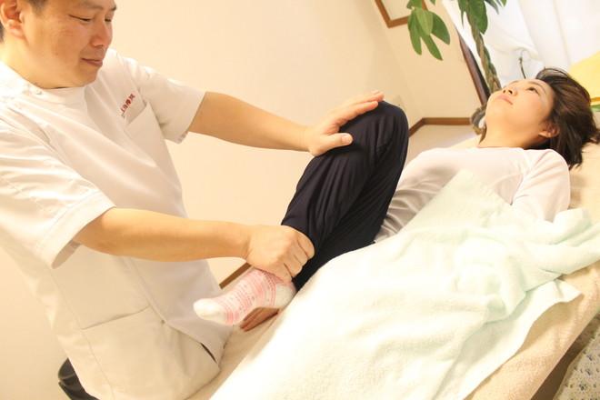 施術歴10年!ベテラン指圧師による確かな技術を体感|江口長生治療院