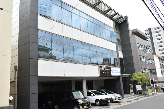 名東一社ビルの1階です