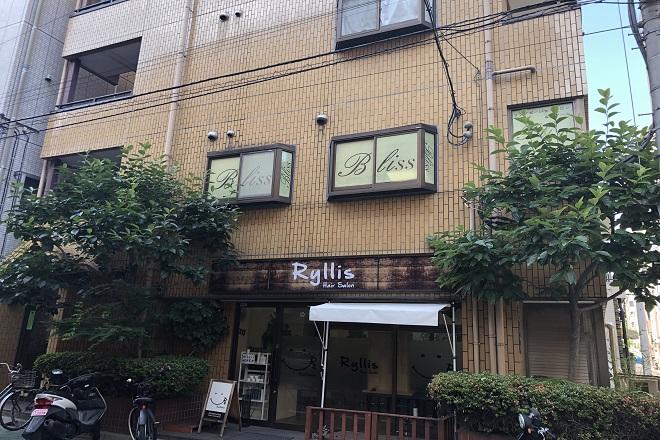 錦糸町の駅から徒歩8分