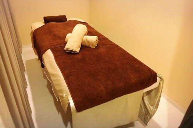 ぐっすり施術ベッド♪