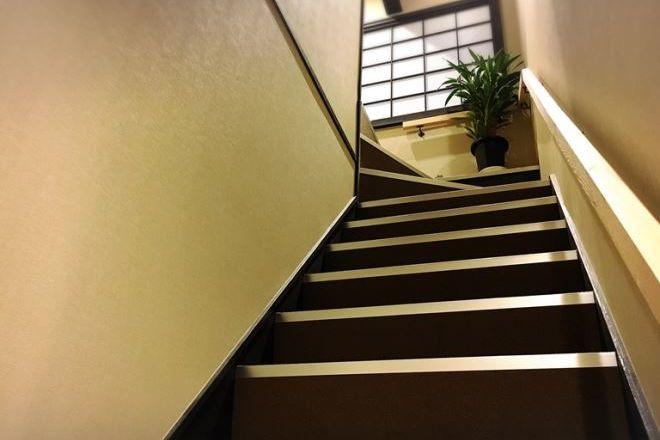 店内のイメージ☆階段