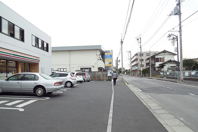 駅からの道順②