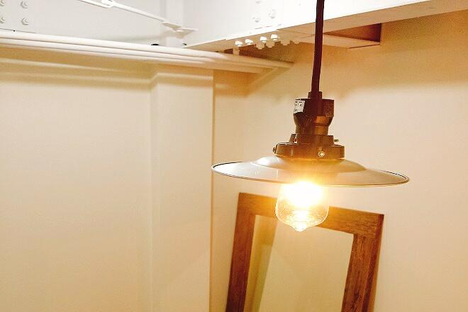 ランプ灯り