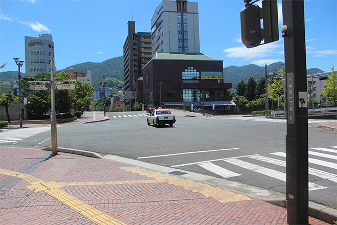 呉駅からの道順②