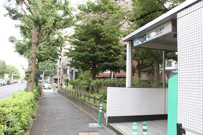 代々木公園駅からLunonまでのアクセス①