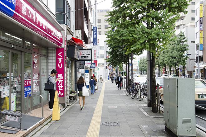 ◆目白駅よりお越しの場合②