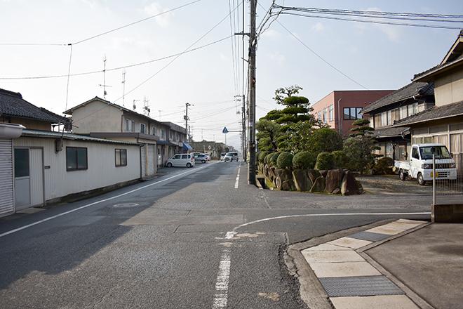 東福山駅からの車でのアクセス③