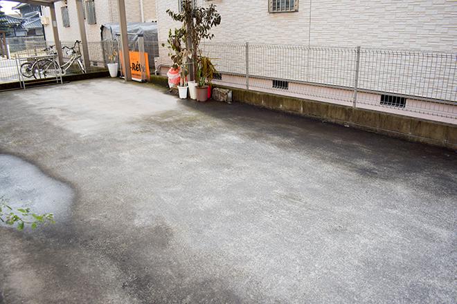 1台分の駐車スペースを完備しています