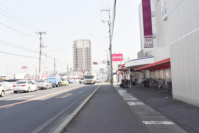 東福山駅からお車でのアクセス①