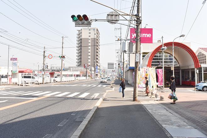 東福山駅からお車でのアクセス②