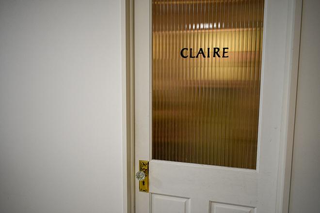 こちらのドアからお入りください☆