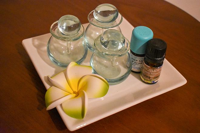 バオジャイ(BaoCai) その日のお好みの香りを選べます♪