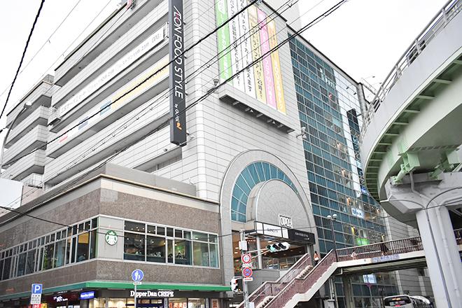 三ノ宮駅から徒歩2分の好立地です!