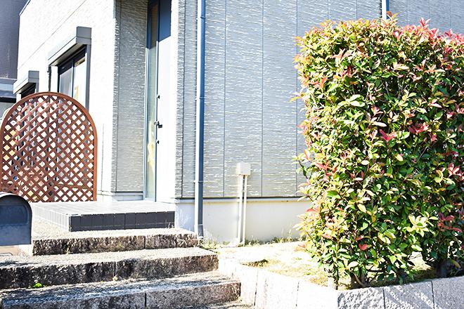 岐阜県可児市にある自宅サロンです
