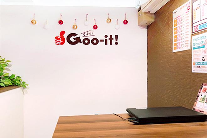 ようこそ【Goo-it! 新宿東口店】へ