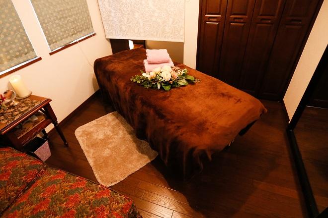 寝心地のいいポカポカベッド♪