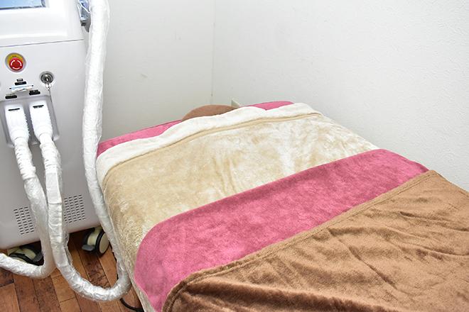 清潔感のあるベッドまわり