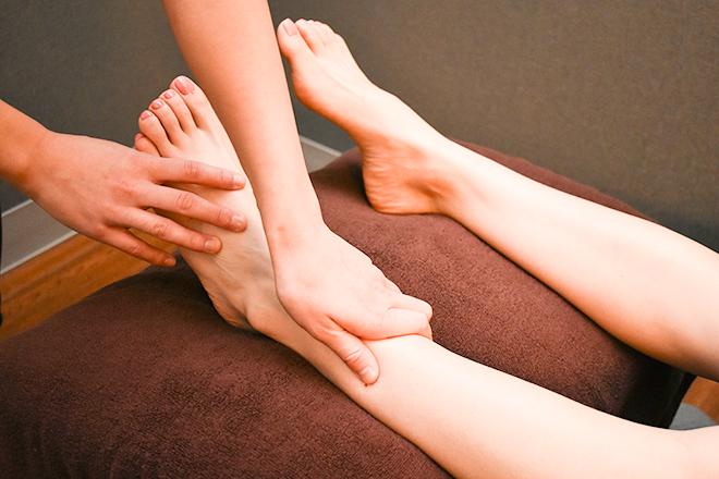 美しい脚のラインへ