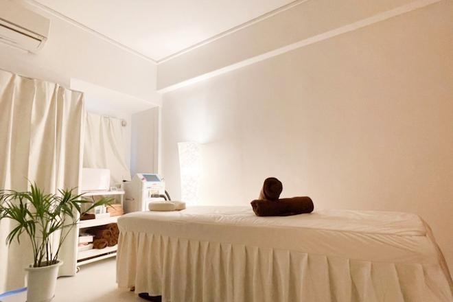 白を基調とした清潔感ある癒しの空間*