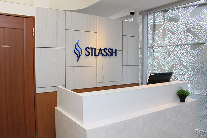 STLASSH 銀座店へようこそ!