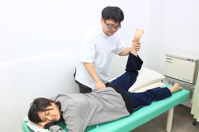 首肩腰などの慢性的な張りに◎