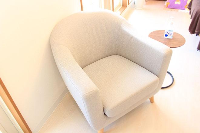 ゆったり1人掛けのソファー