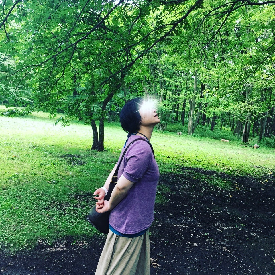 森の新鮮は空気をたっぷり吸っていただきました。