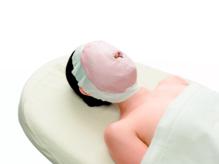 当サロン人気NO.1!乾燥・ハリ集中ケア。温感石こうマスクでもっちりとした弾力のある肌へ。