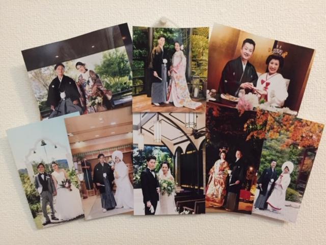 最近ブライダルエステに通って下さった、とっても素敵な花嫁さん方です☆彡 永久にお幸せに♡♡