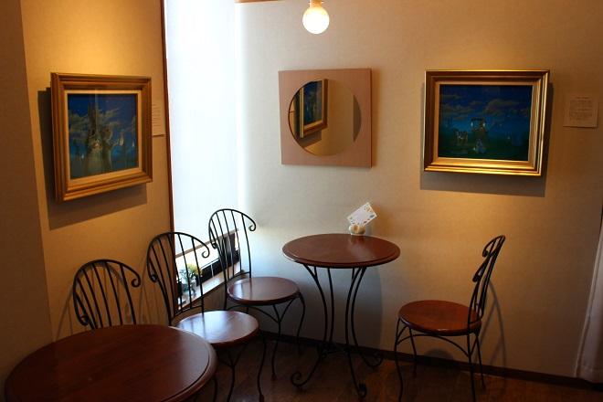 の楽 大人の雰囲気が漂う室内空間をご提供します