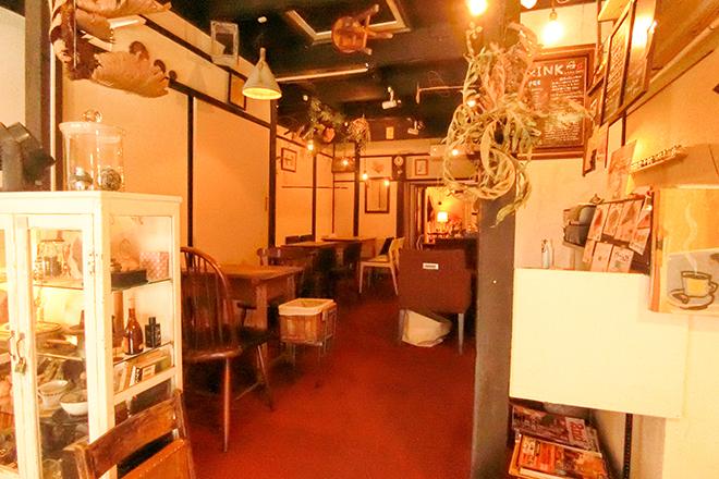 ダリ 梅田店(DARI) 古民家カフェのようなリラクゼーションサロン