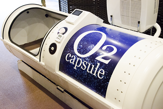 ほぐし屋いこい 与野八王子店 信頼の厚い純日本製酸素カプセル