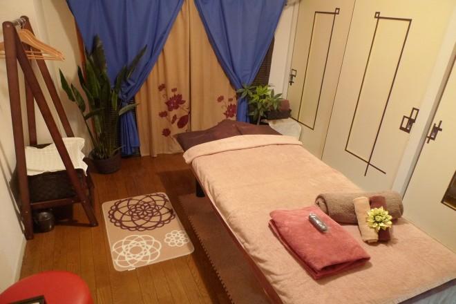 アジュガ(Relaxation Salon Ajuga) 独り占めできる空間