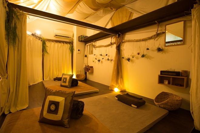 タイ古式マッサージ&足裏 木霊 心地よさを大切にしています