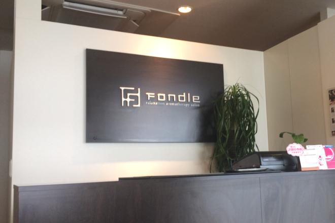 Fondle Fondleへようこそ
