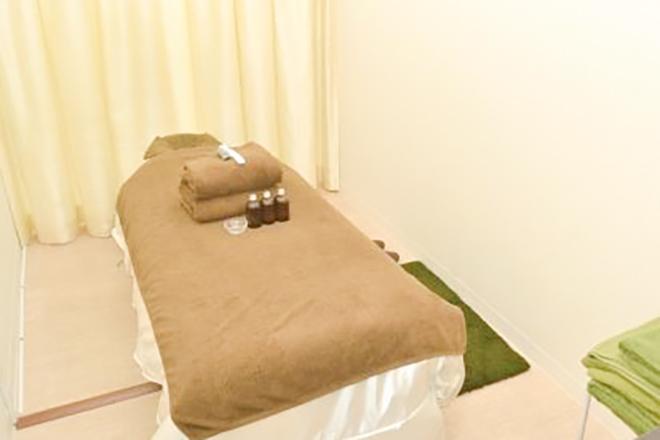 ベアハグ あべのキューズモール店 ベアハグオリジナルベッドを採用