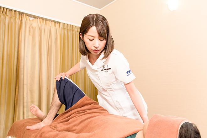 ベアハグ 大阪ドームシティ店 手のぬくもりを信じています
